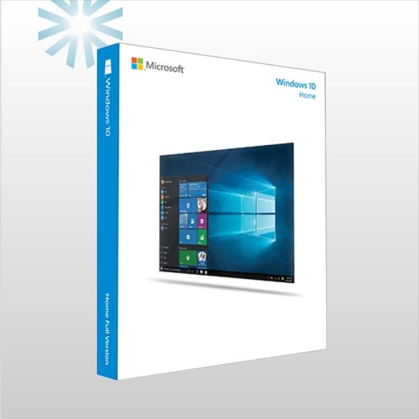 Microsoft windows 10 home licence for 1 user advantage for Microsoft windows home