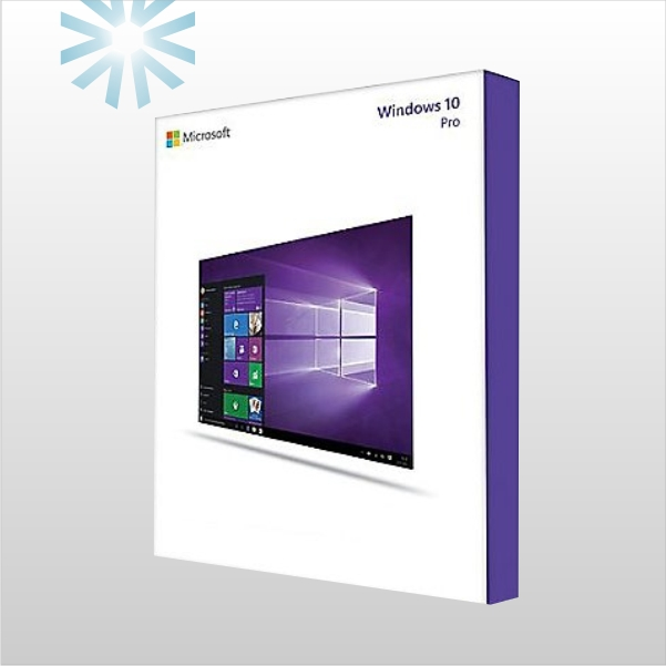 Microsoft windows 10 pro licence for 1 user advantage for Microsoft windows 10