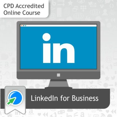 Improve your use of LinkedIn with the LinkedIn for Business online course.
