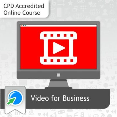 Tap into the power of video marketing with this extensive creating video for business online course.