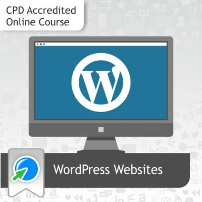 This comprehensive CPD accredited online course will take you through the features of the WordPress software.