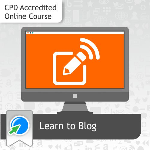 Set up your own blog site with Advantage Caribbean's Learn to Blog online course.