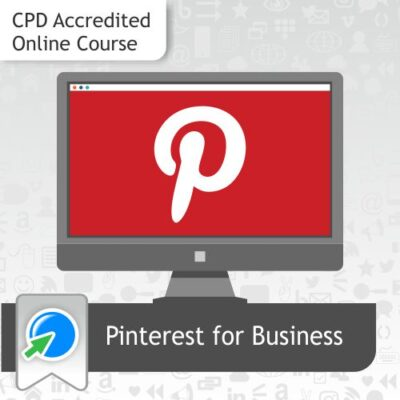 Get more out of Pinterest with our Pinterest for Business online course.