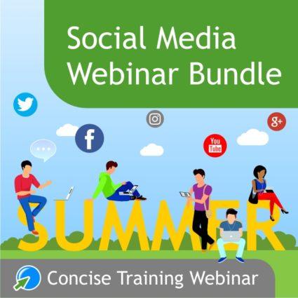 Webinar Series: Let's get Started with Social Media