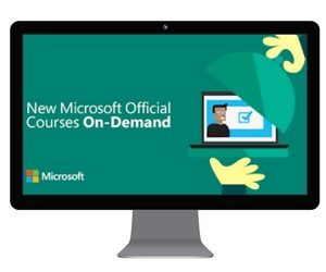 Microsoft Official Courses (MOC) on-Demand- BOGO while stocks last!
