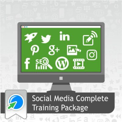 Social Media Complete Elearning Training Package