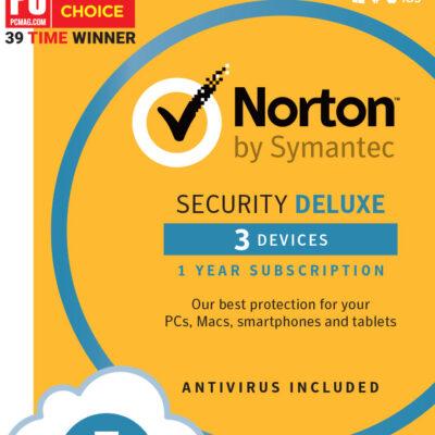 Norton Antivirus 3 devices
